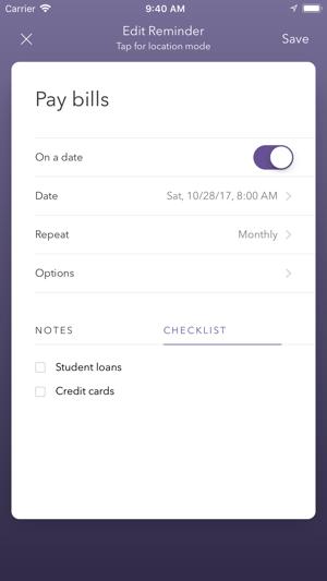 Doo - Get Things Done Screenshot