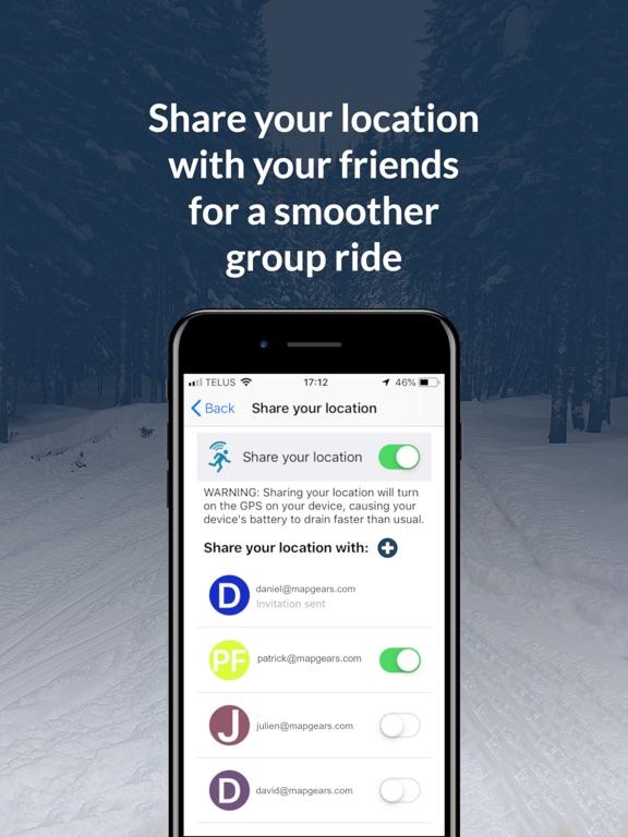 Go Snowmobiling Ontario 2018! screenshot 12