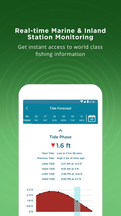 Fishing Spots - Angling Map screenshot-3
