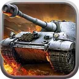 浴火战地-二战坦克军事策略游戏