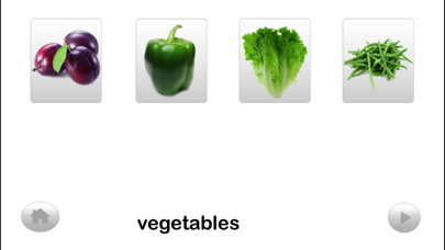 Autism iHelp–Language Concepts screenshot one