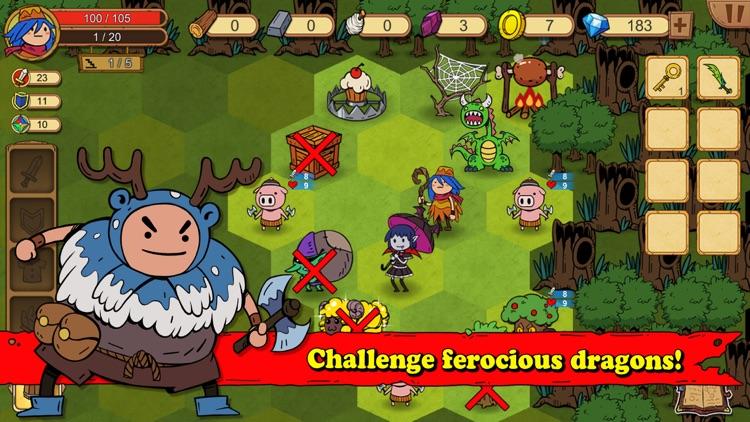 Unlikely Heroes screenshot-0
