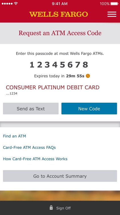 Wells Fargo Mobile screenshot-4