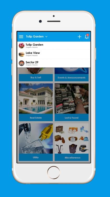 Nebour- A NeighborHood App