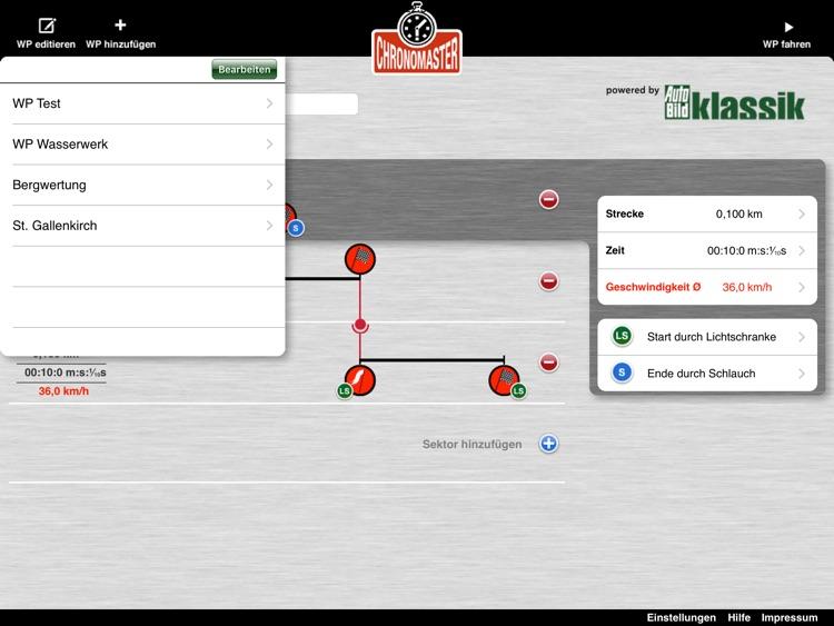 ChronoMaster Lite screenshot-3