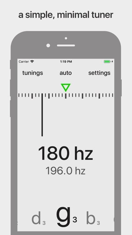 Fine Tuner - Chromatic Tuner
