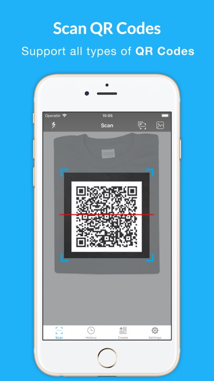 QR Code Reader & Scanner. screenshot-0