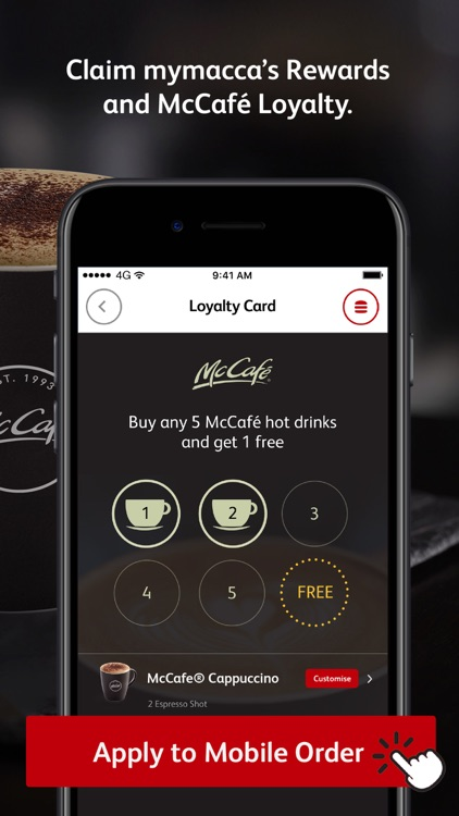 mymacca's Mobile Ordering screenshot-3