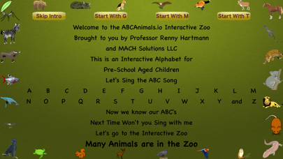 ABCAnimals.io Interactive Zoo screenshot two