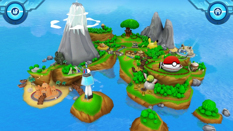 Camp Pokémon screenshot-0