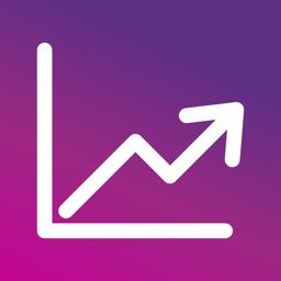 Promotion app - # top hashtags