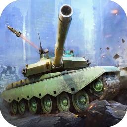 坦克射击-3D坦克实景对战