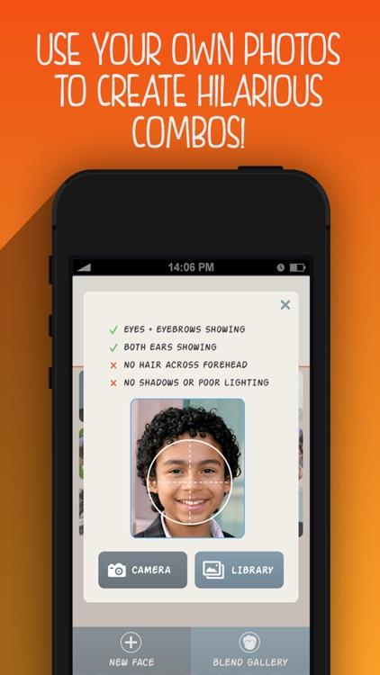 FaceBlend: Combine Face Photos screenshot-4