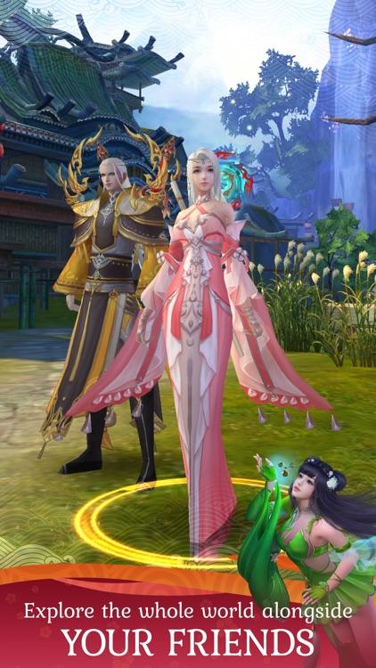 Jade Dynasty Mobile