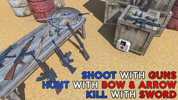 Counter Combat: Hostage Rescue screenshot-3