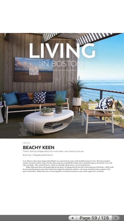 Modern Luxury Interiors Boston screenshot-8