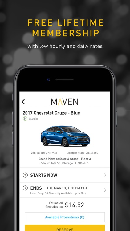 Maven – Car Sharing screenshot-2