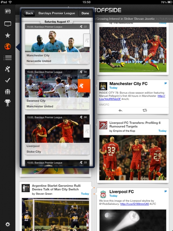 Caught Offside for iPad screenshot-2