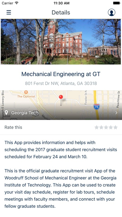 Mechanical Engineering at GT