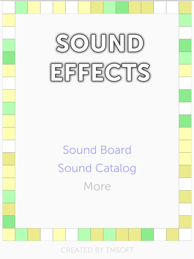 Sound Effects! on the App Store