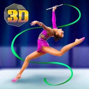 Gymnastics Sports Simulator 3D