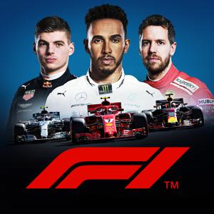 F1 Mobile Racing app