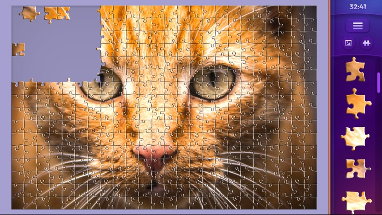 Jigsaw puzzle game - PuzzleTime