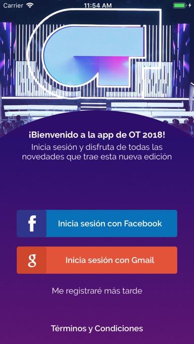 download Operación Triunfo apps 2