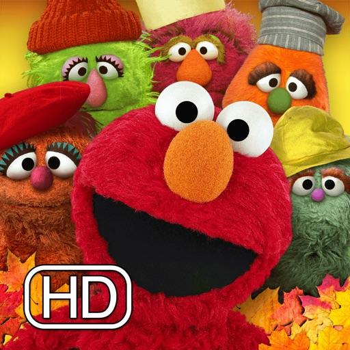 Elmo's Monster Maker HD