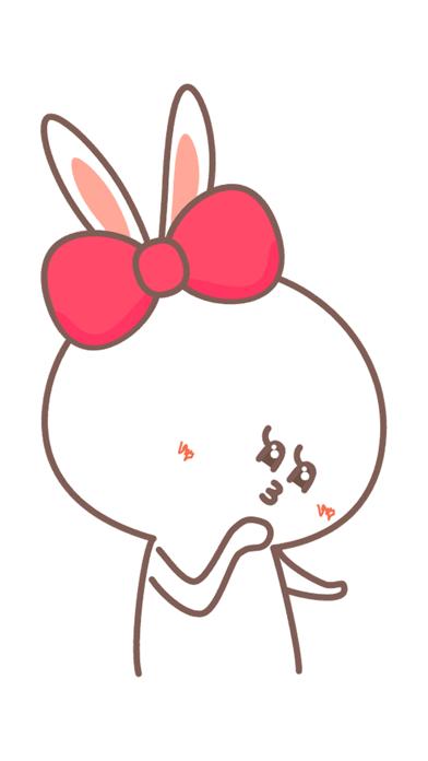 毒舌うさぎちゃんのスクリーンショット1