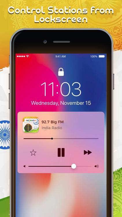 All India Radio Stations Live screenshot-3