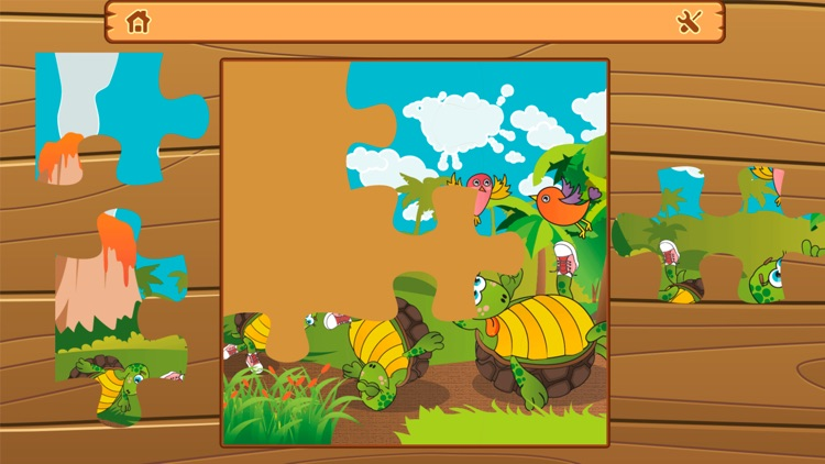 Zookky Land The Crazy Turtle screenshot-5