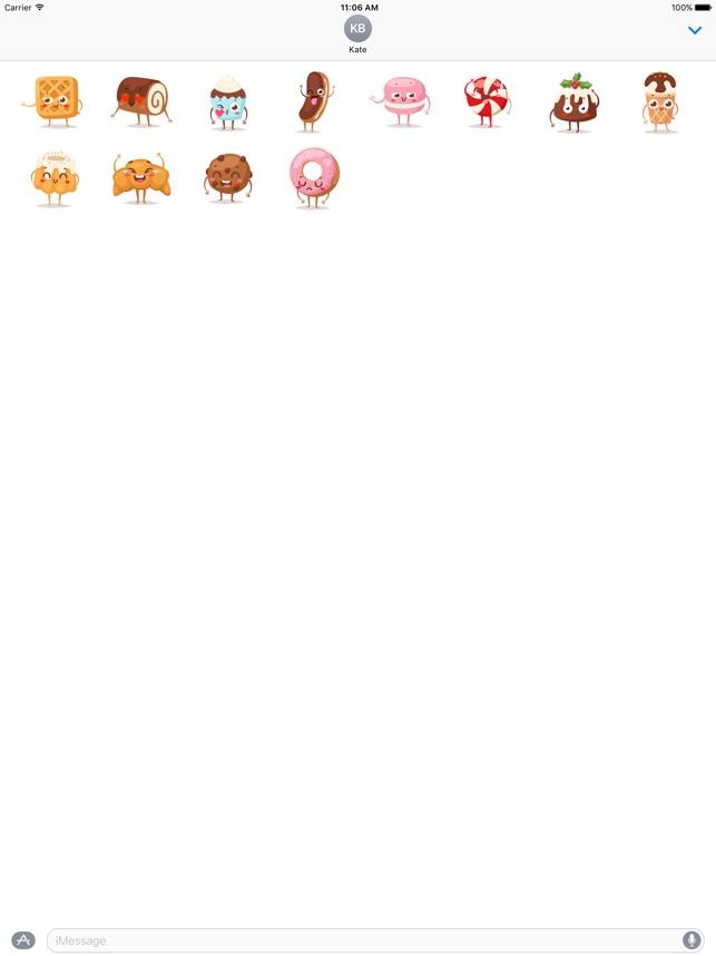 Süßigkeiten Screenshot