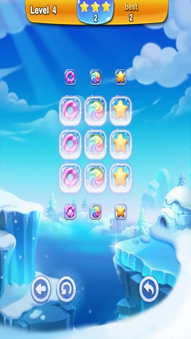 Sweet Candy Ice Land screenshot 2