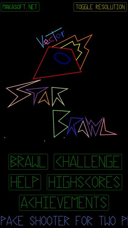 Vector Star Brawl