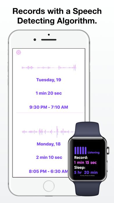 Sleep Talk - Sound Recorderのおすすめ画像2