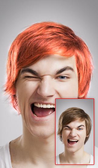 Herunterladen Hair Color - Discover Your Best Hair Color für Pc
