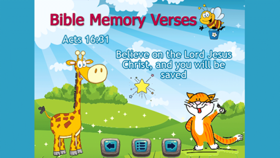 Daily Bible Memory Verses Word