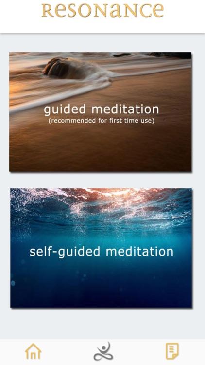 Resonance Meditations