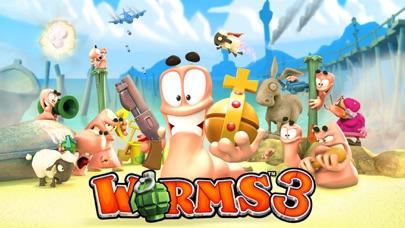 Worms3 screenshot 1