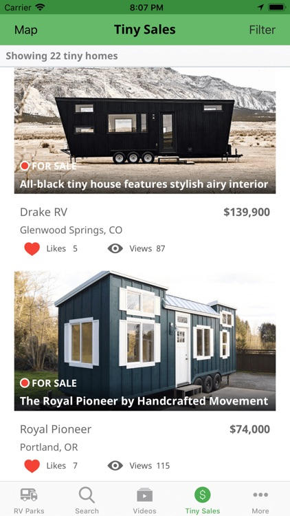 Tiny House Parks & Tiny Living screenshot-6