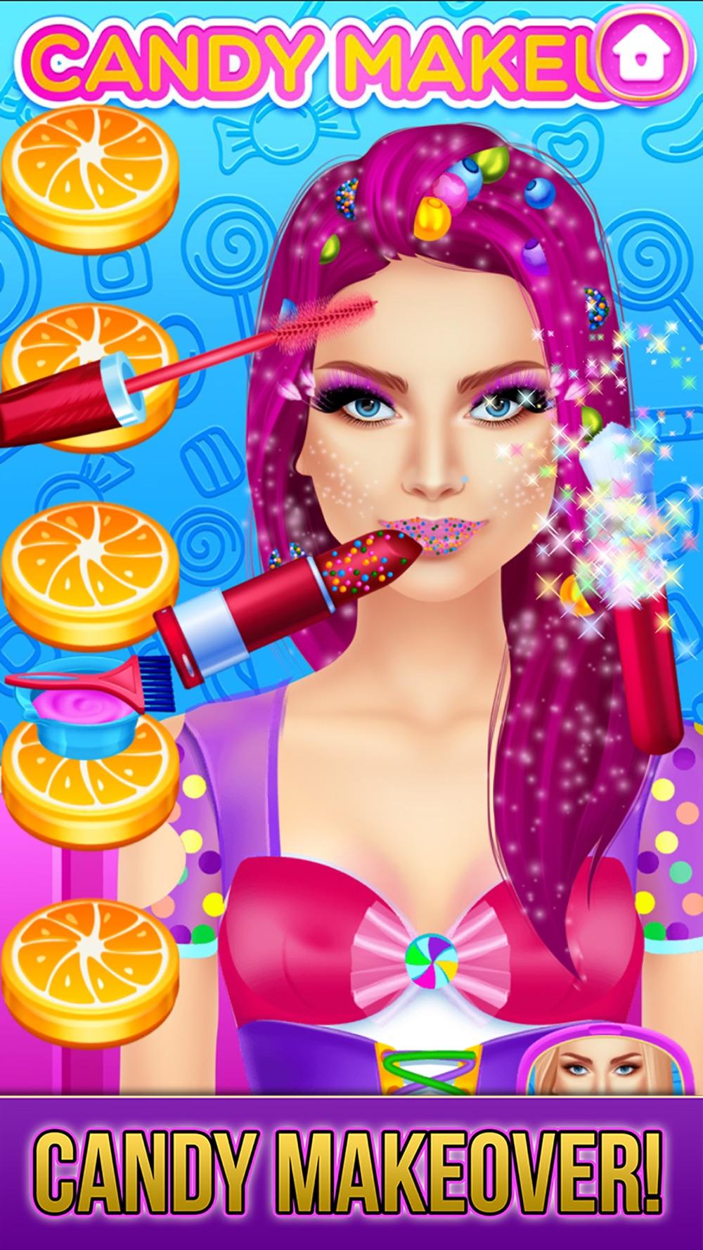 Make Up & Hair Salon Makeover Cheat Codes