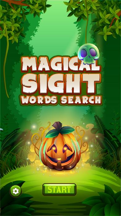 点击获取Magical Sight Word Search