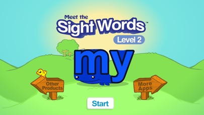 Retired Meet the Sight Words3 Скриншоты5