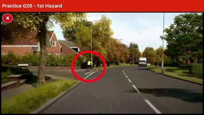 RED Hazard Perception screenshot four