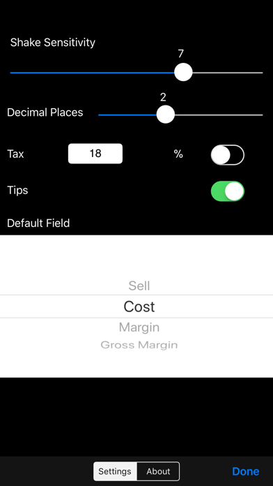 Imargin review screenshots