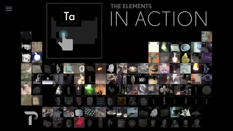 The Elements in Action by Theodore Gray screenshot-0
