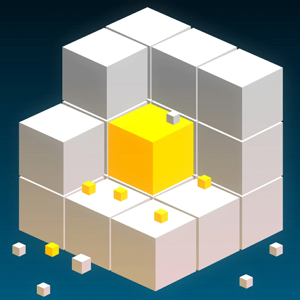 The Cube - What's Inside ? Games app
