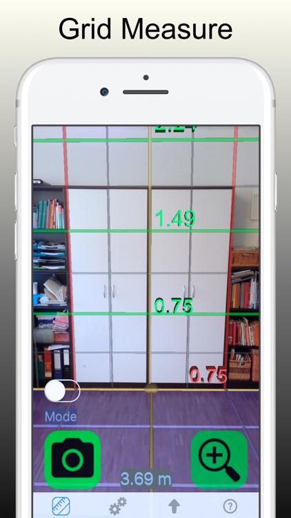 Ruler Pro: Tape Measure Camera screenshot-3