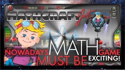 Jet Math Craft: Game Math Screenshots